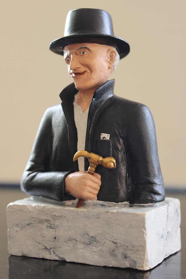 Fernand Maréchal, le Joker dans La chauve-souris de Paris