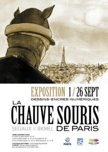 Affiche Expo Espace Cevennes